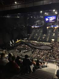Accorhotels Arena Section P