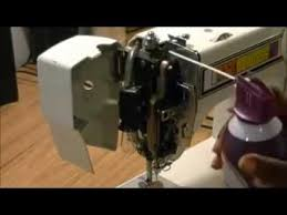 How To Oil Sewing Machine