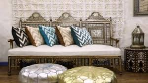 moroccan house style design youtube