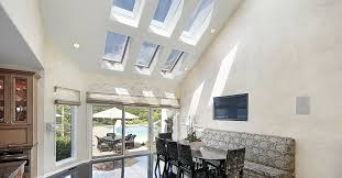 Skylights have long been considered popular additions to a home because of  their aesthetic value. Homeowners like the way they look.