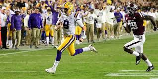 historic lsu texas a m overtime game