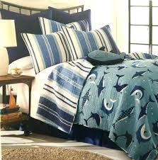 shark crib bedding shark bedding set shark bed brand blue sharks twin quilt set aquatic ocean shark crib bedding