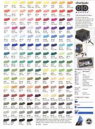Blick Marker Color Chart Artist Loft Alcohol Based Markers Color Chart Www