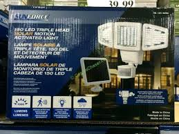 sunforce solar motion light led solar motion security light regarding personable outdoor solar lights sunforce 150