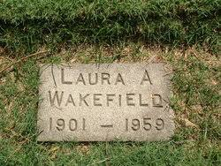 Laura Agnes Ratliff Wakefield (1901-1959) - Find A Grave Memorial