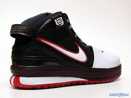lebron vi. figure 1. classic black-white-red colorway in all its glory. if it wasn\u0027t for the l23 logo could have been mistaken a non-signature sneaker, lebron vi b