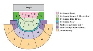 Carnegie Music Hall Pittsburgh Seating Chart