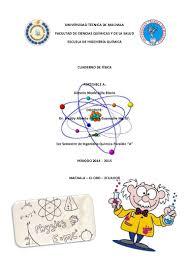 Caratula Cuaderno Fisic A