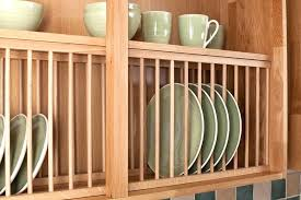 under cabinet plate holder under cabinet plate rack solid wood oak plate rack wood kitchen plate racks solid wood wooden under cabinet plate rack cabinet