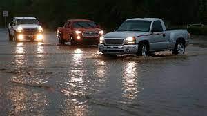 Flash flood warning issued across ...
