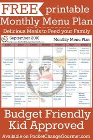 Family Meal Plans How I Create Healthy Family Meal Plan On A Budget Do It Yourself