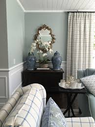 Sarah Richardson Bedroom Duck Egg Blue Navy White Colour Scheme Country Sunroom With