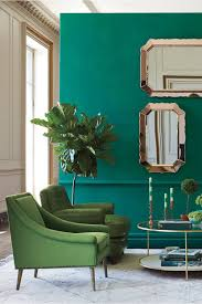 Teal Living Room Accessories Color Clash Emerald And Teal Emily Henderson