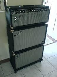 Fender Bandmaster Speaker Cabinet Fender Twin Reverb Head Conversion The Gear Page