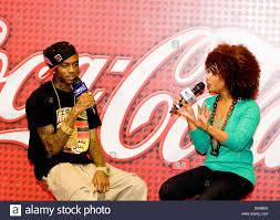 soulja boy wgci on air personality consuella williams interviews soulja boy and consuella williams wgci on air personality consuella williams interviews rapper soulja boy