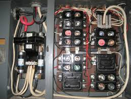old fuse box is it safe? precision home inspectorsprecision wiring old style fuse box at Old Fuse Box Wiring