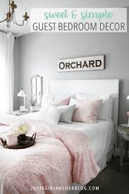Guest Bedroom Decorating Decoration
