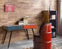 drum furniture. Oil Drum Desk Furniture