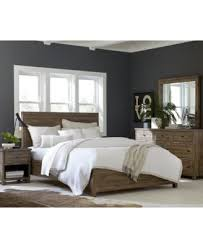 Canyon Platform Bedroom Twin Size Bed Created for Macy s