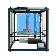 <b>Tronxy Large Size X5SA</b> 24V 3D-Printer Factory Price Desktop ...