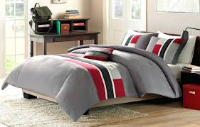 black and red bed set and black bed set c and grey bedding dark red bedding twin comforter