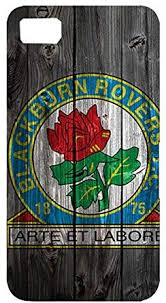 Search results for blackburn rovers logo vectors. Blackburn Rovers Fc Old Wood Pattern Logo Charming Hard Phone Case For Blackberry Z10 Amazon Co Uk Electronics