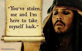 Pirates Of The Caribbean Quotes 100 Memorable Quotes By Captain Jack Sparrow That Made Us Fall In 37