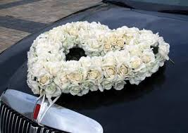 Wedding Car Decorations Accessories Wedding Car Decorations and Accessories 25