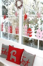 Weihnacht Fenster Ideen