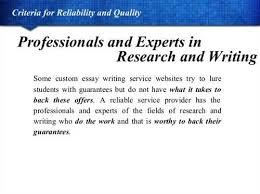 where to get reliable custom essay writing service best custom essay and term paper writing service