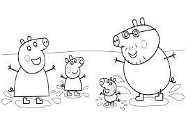 Small Picture Peppa Pig Dibujos para colorear e imprimir Colorear dibujos