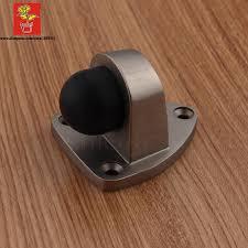 zinc alloy floor mounted door stops