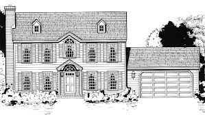 Two Story Colonial House Colonial  Story House Plans  story    Colonial  Story House Plans Story Colonial House Floor Plans