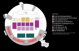 Rock On The Range Seating Chart 2016 Andrea Bocelli Big Concerts