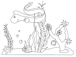 Free Printable Ocean Coloring Pages For Kids Coloring Page