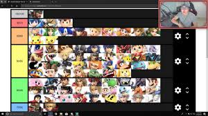Smash Ultimate Matchup Chart Ssbu Snake Matchup Tier List And Best Secondary For Snake