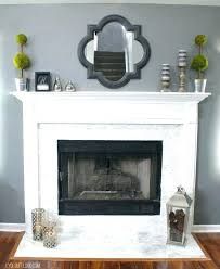 glass tile fireplace makeover ideas mantel decorating for everyday before after mant easy fireplace tile makeover