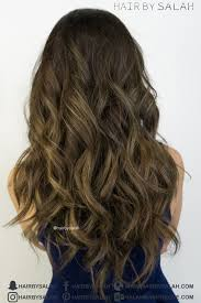 Light Ash Brown With Highlights Light Ash Brown Hair Color And Balayage Hair By Salah