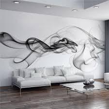 google office usa wallpaper. wallpaper modern 3d wall mural black white smoke fog art design bedroom office living room google usa a