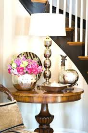round foyer table foyer round table console tables remarkable foyer round tables best entry table for