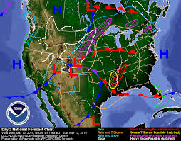 Complex Weather Pattern To Bring Storms And A Return Of