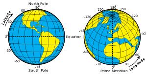 Longitude And Latitude Identify Any Place On Earth Mrdowling Com