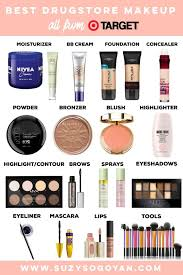 best makeup guide all from target suzy sogoyan suzysogoyan