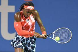 "Ultimate Icon in Tennis"": Coco Gauff ..."
