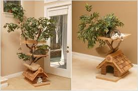 Cool Cat Tree Furniture Designs Your Cat Will Love