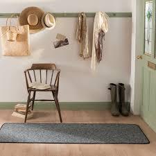york runner door mat anthracite rug