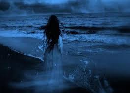 Image result for Hình ảnh thiếu nữ tắm dưới trăng