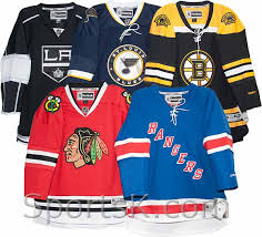 Reebok Premier Nhl Youth Hockey Jerseys Sportsk