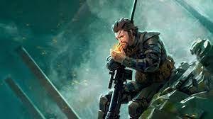 4k Ultra HD Metal Gear solid v ...