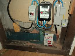 replace rewireable consumer unit,add rcd,earth gaswater electrical Old Electrical Fuse Boxes Moving Electric Meter And Fuse Box #26